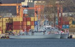 ORP Sniardwy (Lukasz Pacholski) Tags: navy polish minesweeper 207 gdynia sniardwy goplo