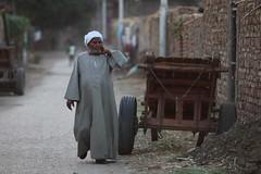 A Nubian village man - Luxor, Egypt (Ferdous Firoz Amin) Tags: boy man village child egypt oldman luxor nubian