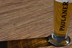 Descans (inami_13) Tags: beer bar reflections drink cerveza reflejos bebida paulaner cervesa reflexes beguda nikond7200