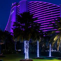 Jumeirah Beach Hotel, Dubai (Jakob Bjorklund) Tags: dubai uae jumeirahbeachhotel