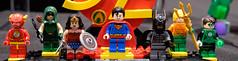 INSIDE the BRICK Darebin 2016: Justice League (Andrew D2010) Tags: lego flash superman wonderwoman batman arrow dccomics greenlantern justiceleague aquaman theflash minifigures cdcomics insidethebrick darebinartsentertainmentcentre