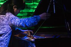 Satoko Fujii live at Cortez, Mito (Japan), 28 Apr 2016 -1000063 (megumi_manzaki) Tags: musician piano jazz improvisation pianist freejazz