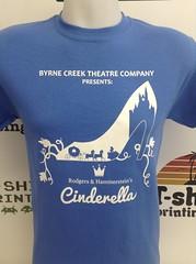 T-shirt Printing Vancouver (tshirtprinting.ca) Tags: vancouver tshirt printing cinderella custom thebasic youthinkitweprintit yourowntshirtcompany byrnecreektheatrecompany
