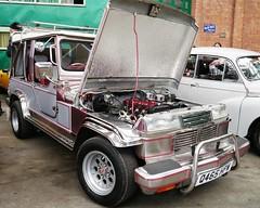Saturn? (Lazenby43) Tags: jeep suzuki jeepney kitcar