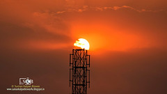 At the end of the day (Suman Kalyan Biswas) Tags: city light sunset shadow sky cloud sun sunlight india tower nature silhouette skyline landscape daylight twilight sundown outdoor dusk nightfall gloaming westbengal eventide closeofday attheendoftheday bethuadahari autoremovedfrom1to5faves