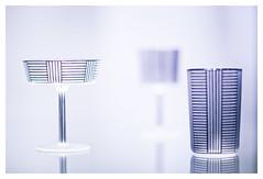 Cheers (memories-in-motion) Tags: light glass vertical horizontal canon eos licht soft 85mm 5d glas f12 transparenz linien zerbrechlich vertijal