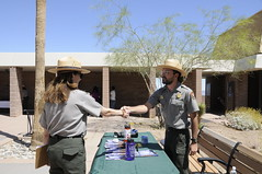 National Junior Ranger Day at Lake Mead (Lake Mead National Recreation Area) Tags: centennial lasvegas nevada lakemead nationalparkservice fremontstreetexperience lakemeadnationalrecreationarea juniorrangerday findyourpark