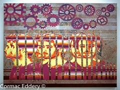 Rational Zeitgeist (cormaced) Tags: art collage artwork profile gear brain slice ratio