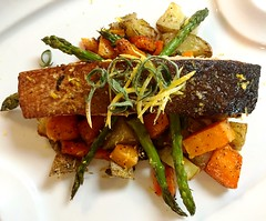 (cafe_services_inc) Tags: salmon corporatedining 200weststreet cafeservicesinc
