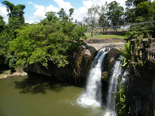 Main Waterfall from High 02