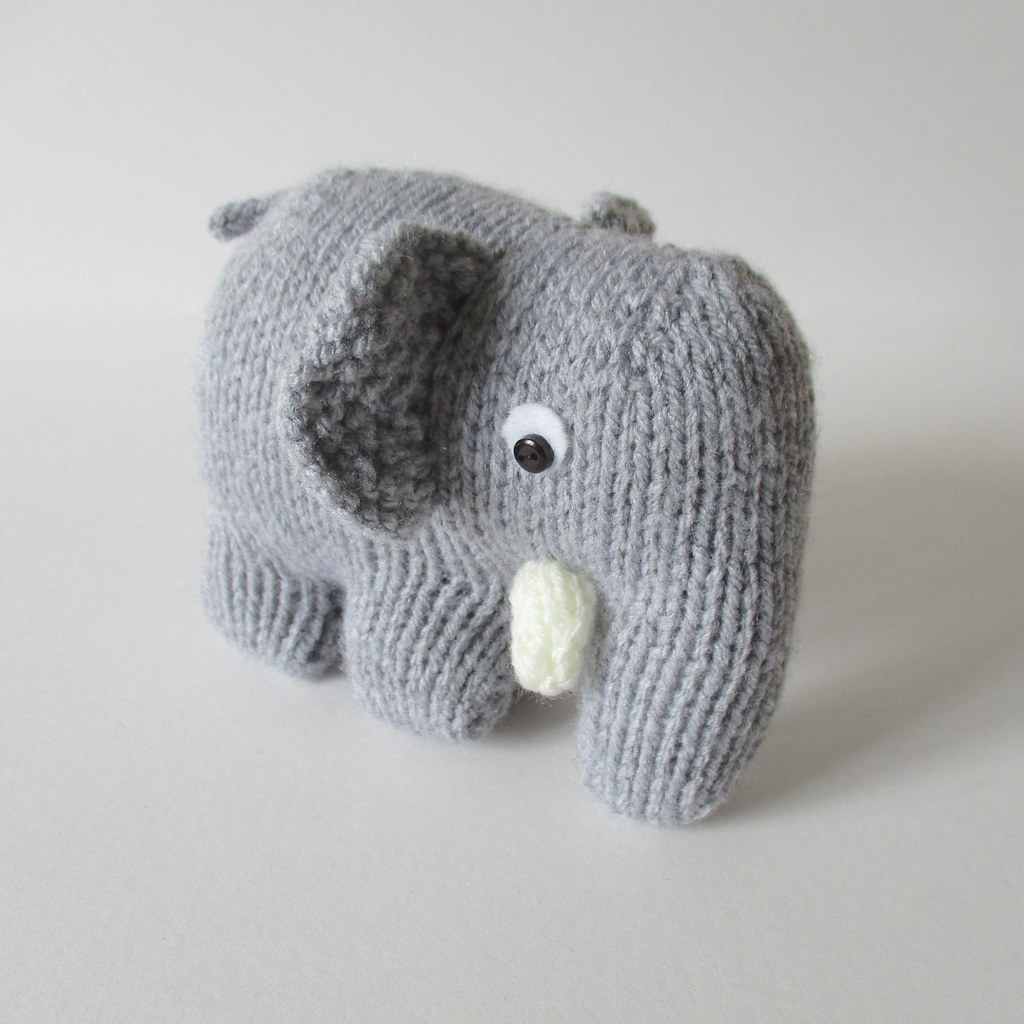 Knitting Pattern Small Animals : The Worlds Best Photos of animals and knitting - Flickr ...