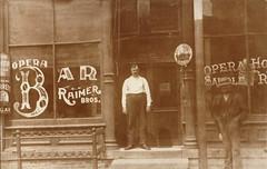Empire Opera House & Raimer Brothers Bar
