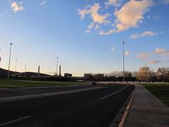 Flynn Place, Parkes (ACT) (petroica et pipit) Tags: sky clouds dusk canberra canberraisrad