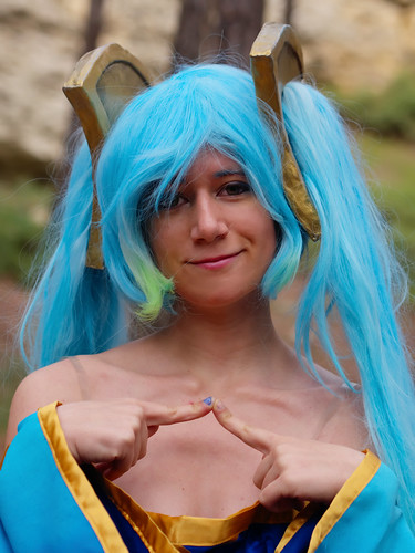 Shooting Sona - League of Legends - Miramas Le Vieux - 2015-12-27- P1260566