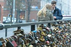 love (Hayashina) Tags: love fence couple poland gdansk padlocks hff