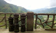 Banaue Rice Terraces Main Viewdeck (Raph Cocson) Tags: rice main philippines terraces banaue province ifugao cordillera viewdeck