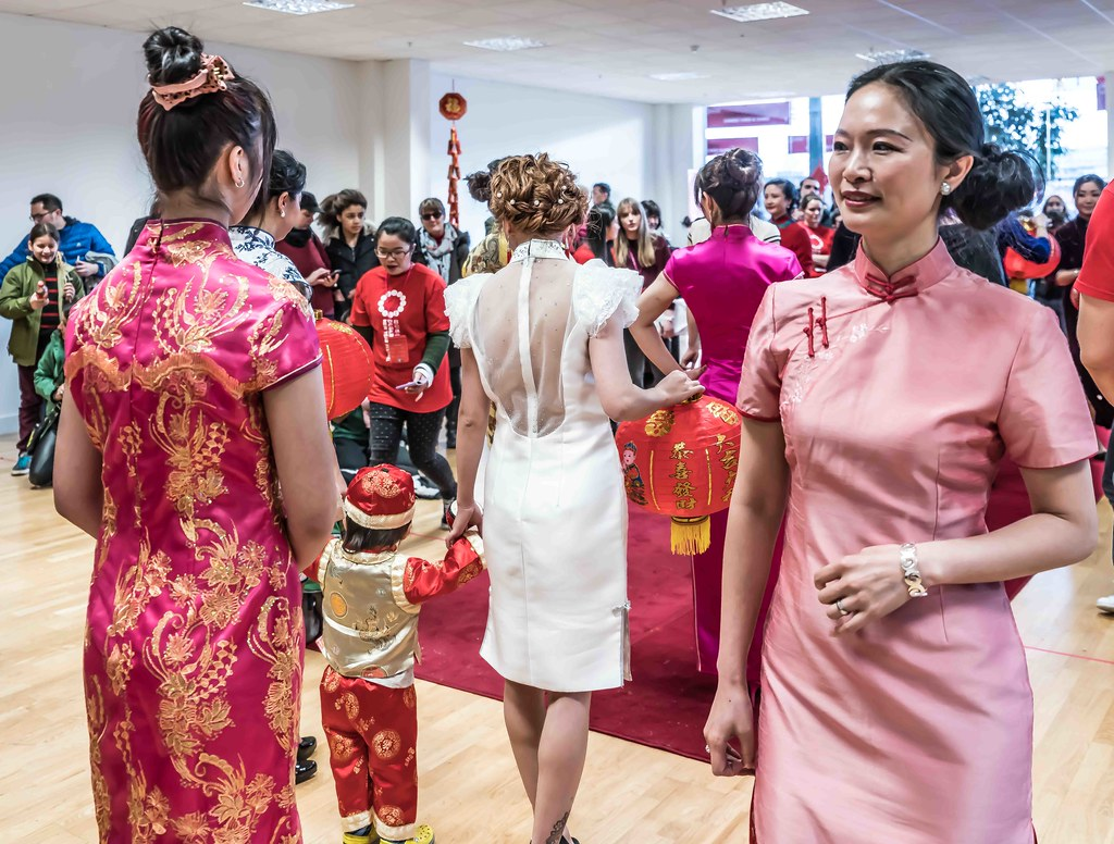 CHINESE COMMUNITY IN DUBLIN CELEBRATING THE LUNAR NEW YEAR 2016 [YEAR OF THE MONKEY]-111588