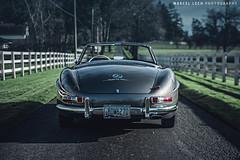 Mercedes 300 SL Roadster (Marcel Lech Photography) Tags: classic vintage photography mercedes marcel interior sl auctions 300 roadster lech rm