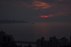 (RalphHatoum) Tags: sunset sea lebanon beirut beyrouth liban dbayeh