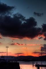 Sueo (I Dream) (Dibus y Deabus) Tags: sunset sky espaa clouds canon atardecer spain gijn asturias cielo nubes 7d gijon hdr puertodeportivo sportport