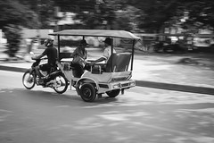 Panning with a not so quick focusing lens, it's not bad yay (Dominic Bong) Tags: 35mm 14 fujifilm siemreap combodia xt1