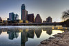 23/365.2016 (OscarAmos) Tags: reflection austin dawn downtown texas availablelight coloradoriver townlake hdr lightroom 18200mm photomatix tonemapped detailenhancer topazadjust project3652016 nikond7200 oscaramosphotography