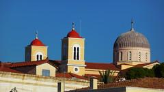Γαλαξειδι Ιερός Ναός Αγίου Νικολάου P1150436 (omirou56) Tags: sky church greece 169 galaxidi εκκλησια ελλαδα ουρανοσ ευρωπη γαλαξιδι τρουλοσ panasoniclumixdmctz40