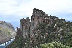 The Blade at Cape Pillar (dracophylla) Tags: tasmania tasman peninsula theblade capepillar