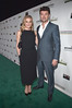 SANTA MONICA, CA - FEBRUARY 25: Actor Karl Urban (R) and Katee Sackhoff attend the Oscar Wilde Awards at Bad Robot on February 25, 2016 in Santa Monica, California. (Photo by Alberto E. Rodriguez/Getty Images for US