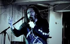 Rapunzel wizard II (Nick Vidal-Hall) Tags: gig livemusic openmic slampoet rapunzelwizard theboothhall