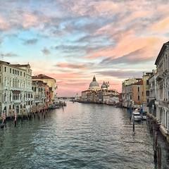 Venice (CarolynEaton) Tags: venice sunset iphone