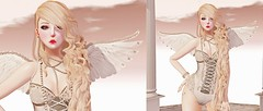Angels Among Us (cerezachan) Tags: heaven angels theinstruments catwa celestinasweddings