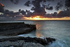 The old pier (Through Bri`s Lens) Tags: sunrise pier cornwall stives canon24105f4l brianspicer canon5dmk3 lee09ndgrad