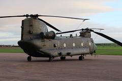 IMG_2186 (routemaster2217) Tags: helicopter duxford raf helo imperialwarmuseum iwm royalairforce rotarywing boeingchinookhc2 za710