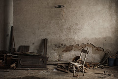 When it's over, I'm still awake (Erin Watson/Abandoned Exploration) Tags: old travel light shadow urban usa history net abandoned broken sports basketball america canon hoop ball dark wooden athletic chair midwest closed peeling paint alone quiet photographer basket darkness decay empty seat united explorer ruin dramatic indiana dirty historic adventure explore dirt forgotten porn states grime athlete exploration decayed ue urbex peely erinwatson erinwatsonphotography theresalwaysachair