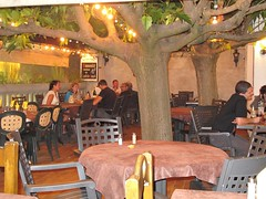 2010 09 08 Francia - Linguadoca Rossiglione - Carcassonne - Ristorante le table ronde_0822 (Kapo Konga) Tags: bynight francia carcassonne ferie notturno languedocroussillon illuminazione citta cittamedievale