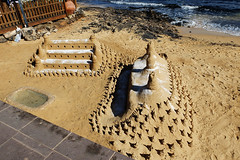 DSCF5882 (FredrikBeskow) Tags: strand islands sand fuerteventura canary morro kanariearna jandia jable