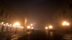 Venice is drowning III. (Tristan K.) Tags: longexposure venice italy mist fog italia venise venezia italie channel channels palazzoducale dogespalace piazzasanmarco longexpo placesaintmarc palaisdesdoges venexia