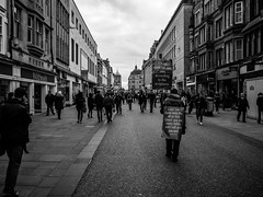 Jesus said (Hayzphotos) Tags: blackandwhite blackwhite streetphotography olympus omd olympusomdem5mkii em5mkii