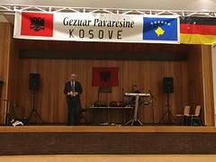Grußwort zum Unabhängigkeitstag der Republik Kosovo