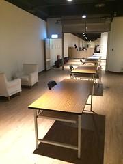 卡市達創新基地- 桌椅設備1 (卡市達創業加油站) Tags: 承德路 活動空間 活動場地 活動展覽空間 場地租借 承德大樓