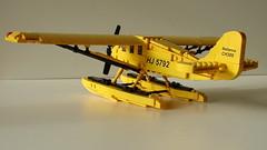 Bellanca CH-300 (2) (henrik.soeby) Tags: lego aircraft tintin bellanca