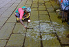 GOOD MORNING, INDIA (GOPAN G. NAIR [ GOPS Photography ]) Tags: morning india photography tradition hindu kolam rangoli gops gopan gopsorg gopangnair gopsphotography