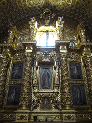 "Oaxaca: l'église Santo Domingo <a style=""margin-left:10px; font-size:0.8em;"" href=""http://www.flickr.com/photos/127723101@N04/25080687774/"" target=""_blank"">@flickr</a>"