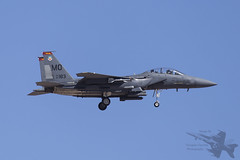 McDonnell Douglas F-15E 87-0183 (Newdawn images) Tags: plane airplane eagle aircraft aviation military nevada jet aeroplane jetfighter redflag mcdonnelldouglas f15e strikeeagle militaryjet nellisairforcebase canoneos6d 366thfw 389thfightersquadron 366thfighterwing 870183 389thfs