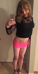 Danielle CD (daniellecd92) Tags: pink boy guy panties slut girly feminine cd danielle young skirt lingerie fem crossdressing tgirl transgender sissy tranny transvestite crossdressers transexual crossdresser crossdress trap ts slutty tg shemale feminized femboy