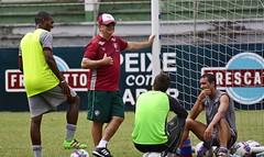 Treino 25.03.2016 (Fluminense F.C.) Tags: sorrindo descontrado conversando treinando
