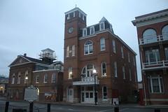Broadway Rouss Memorial Hall, Charles Town, WV (joseph a) Tags: westvirginia charlestown jeffersoncounty westvirginiapanhandle westvirginiaeasternpanhandle easternwestvirginiapanhandle