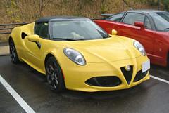 tamttd16075b (tanayan) Tags: car japan museum club cg italian nikon automobile toyota alfa romeo   aichi j1 c4 ttd nagakute   cgclub