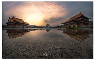 中正紀念堂 - The Magestic Chiang Kai-shek memorial hall